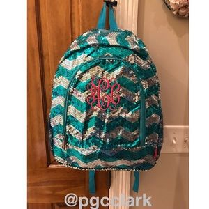 Handbags - Sequin Backpack